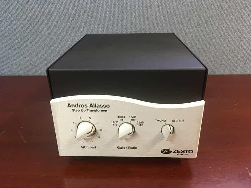 Zesto Audio Allaso Step Up Transformer