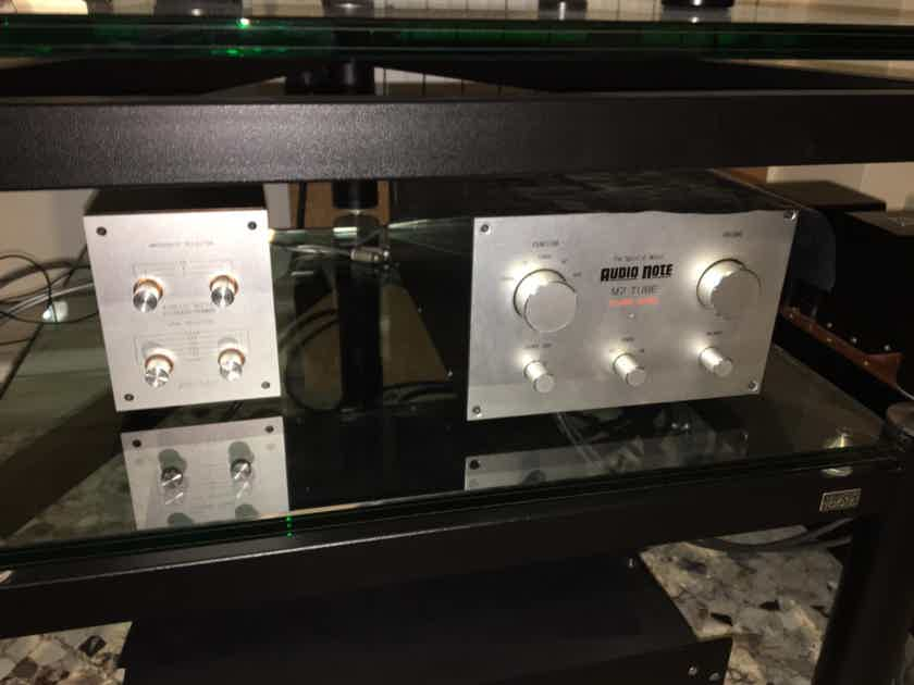 Kondo AudioNote Japan M7 with phono + AN-S6c step up - REDUCED - REDUCED!