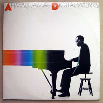 Ahmad Jamal - Digital Works  - 1985 Atlantic 7 81258-1-G