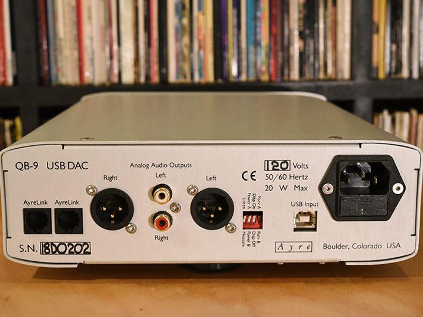 Ayre Acoustics QB-9 24-96 USB DAC