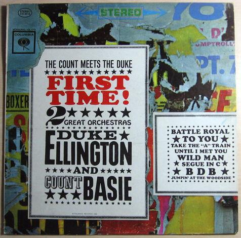 Duke Ellington And Count Basie