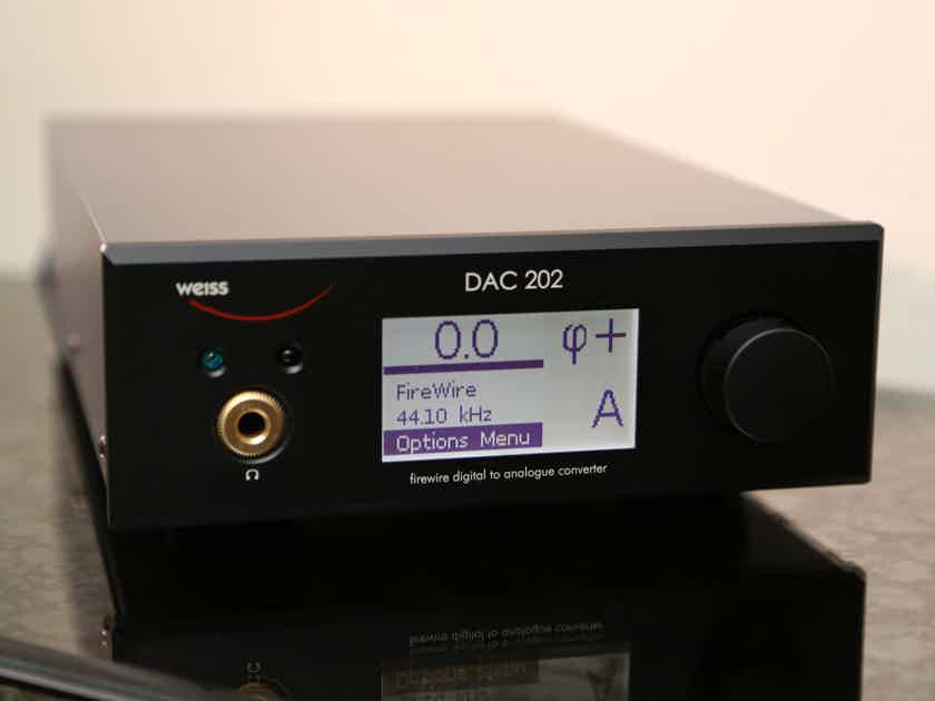 Weiss DAC 202 Price reduced