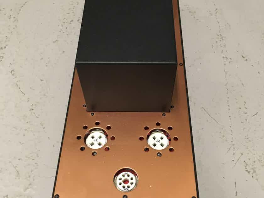 Audio Note (UK) Conquest PSE 300B monoblocs