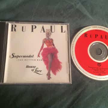 Rupaul  Supermodel (You Better Work)/House Of Love Tomm...