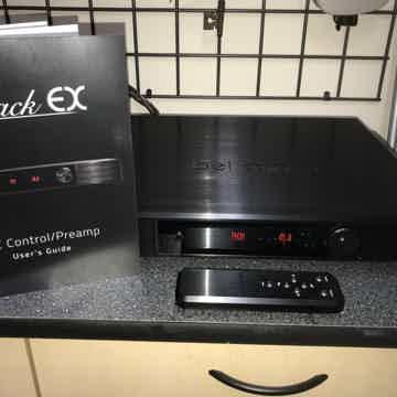 Black EX DAC Control/Preamp