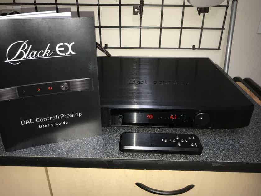 Bel Canto  Black EX DAC Control/Preamp