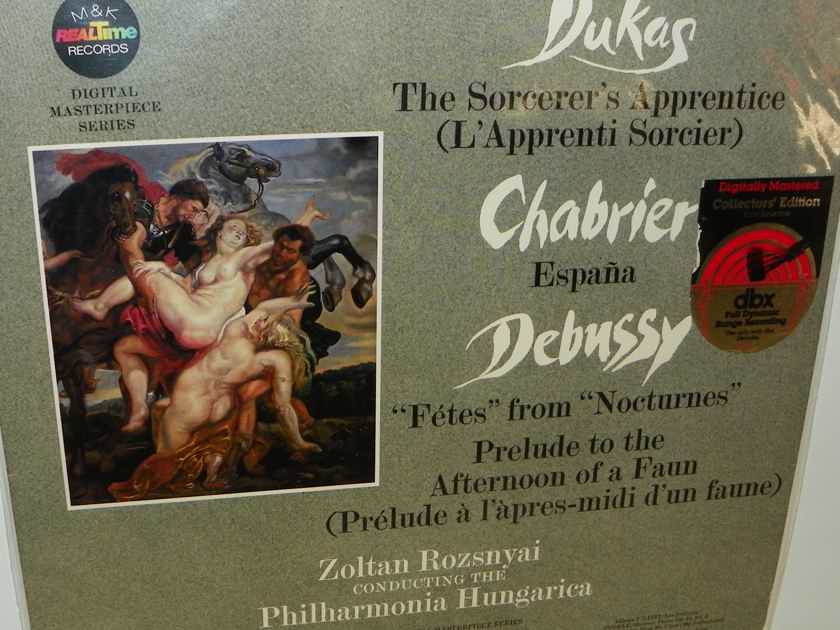 ZOLTAN ROZSNYAI - THE SORCERER'S APPRENTICE ESPANA, DEBUSSY