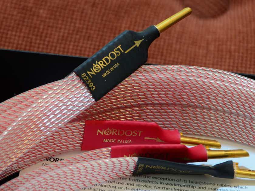 Nordost Heimdall II 2 meter speaker cables