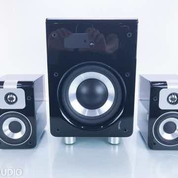 Duo D30 2.1 Channel Speaker System