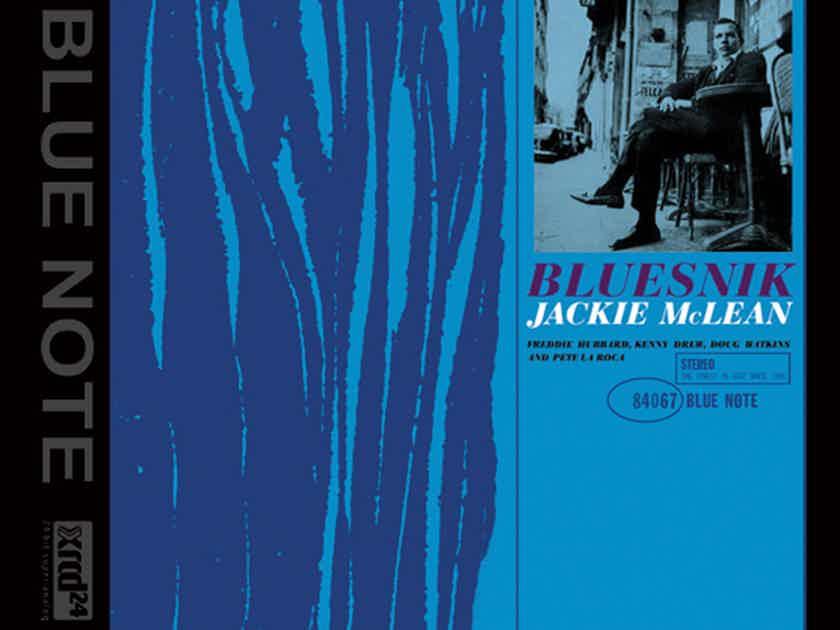 Jackie McLean  Bluesnik XRCD24