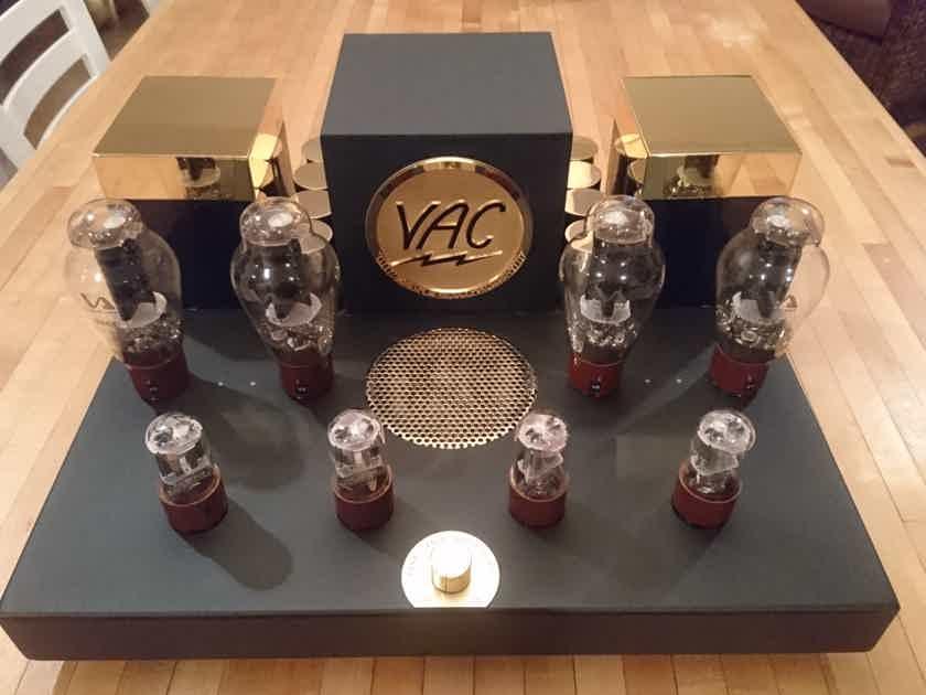 VAC Renaissance 30/30 Mkiii Signature 300b amplifier
