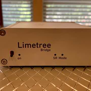 Lindemann Audio - Limetree Bridge With ifi iPower (Pric...