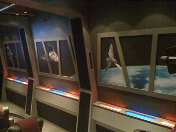 Star Wars Theater by F1 Audio