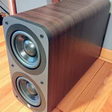 Q Acoustics 3010/3070 Complete setup