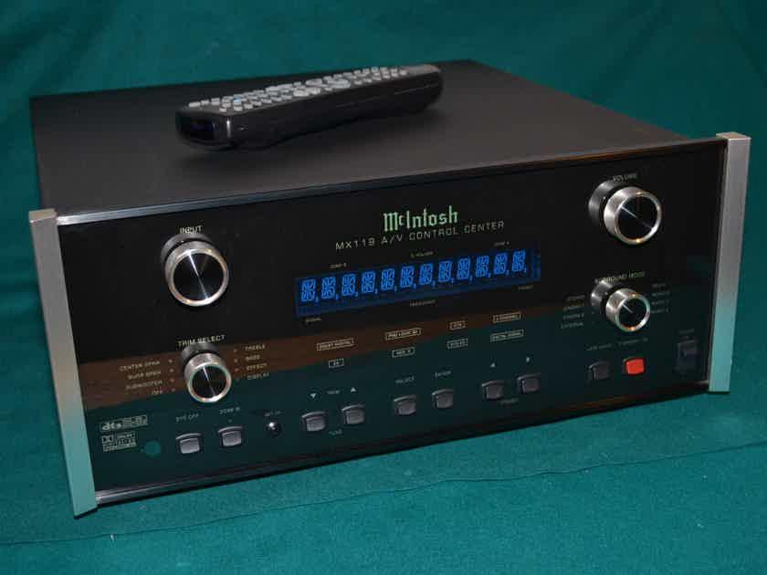 McIntosh MX119