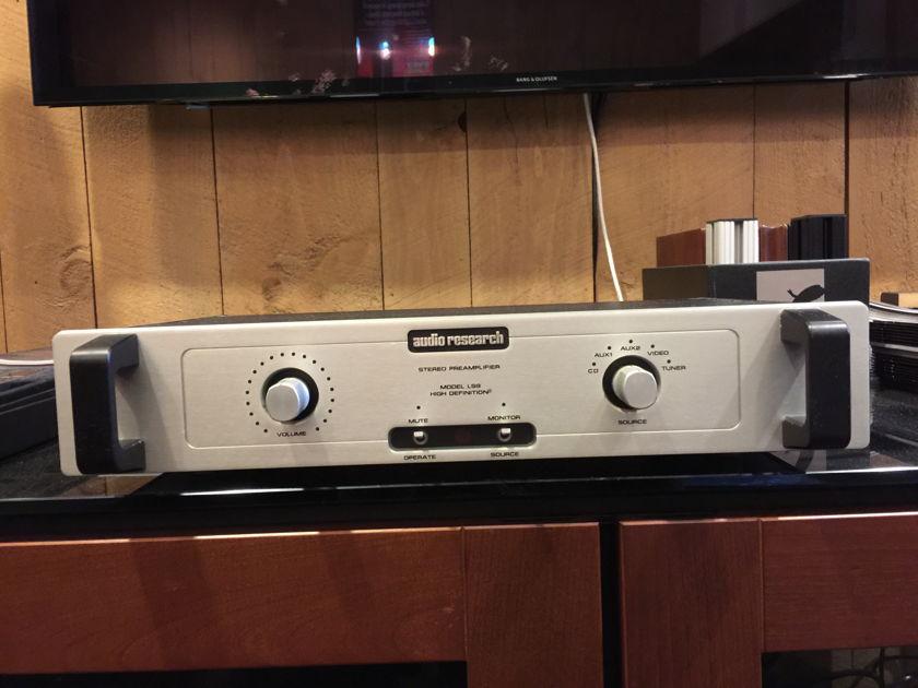Audio Research LS9
