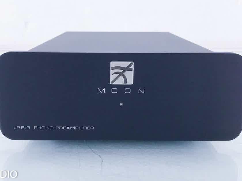 Simaudio Moon LP 5.3 MM / MC Phono Preamplifier LP5.3 (14033)