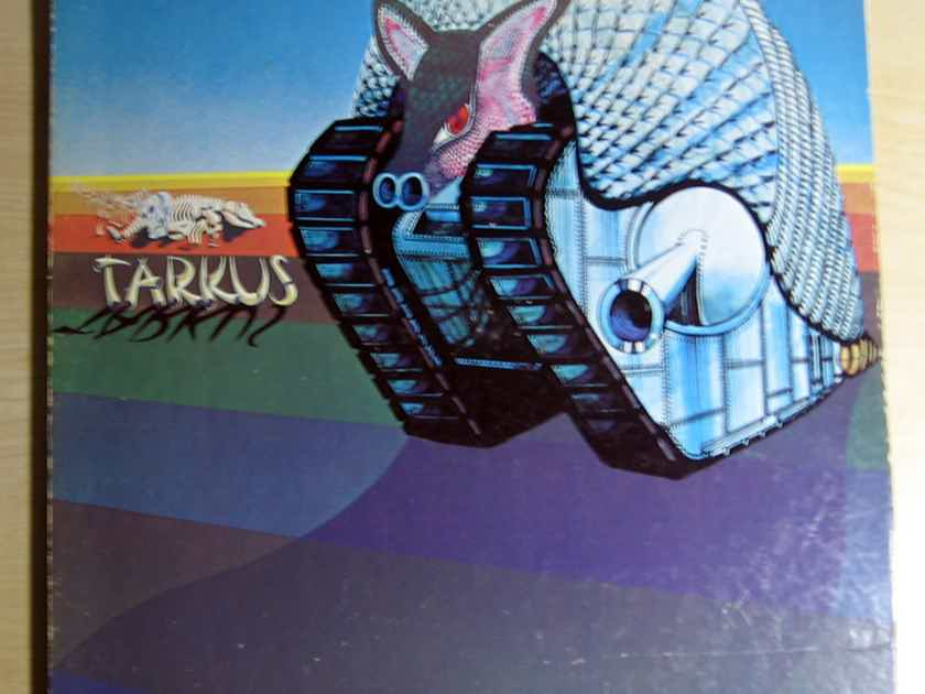 Emerson, Lake & Palmer - Tarkus - 1971 Cotillion SD 9900