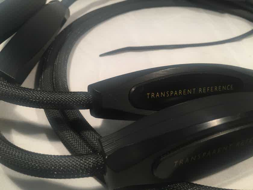 Transparent Audio Reference Balanced MM2, 1.5m, Lo-Z