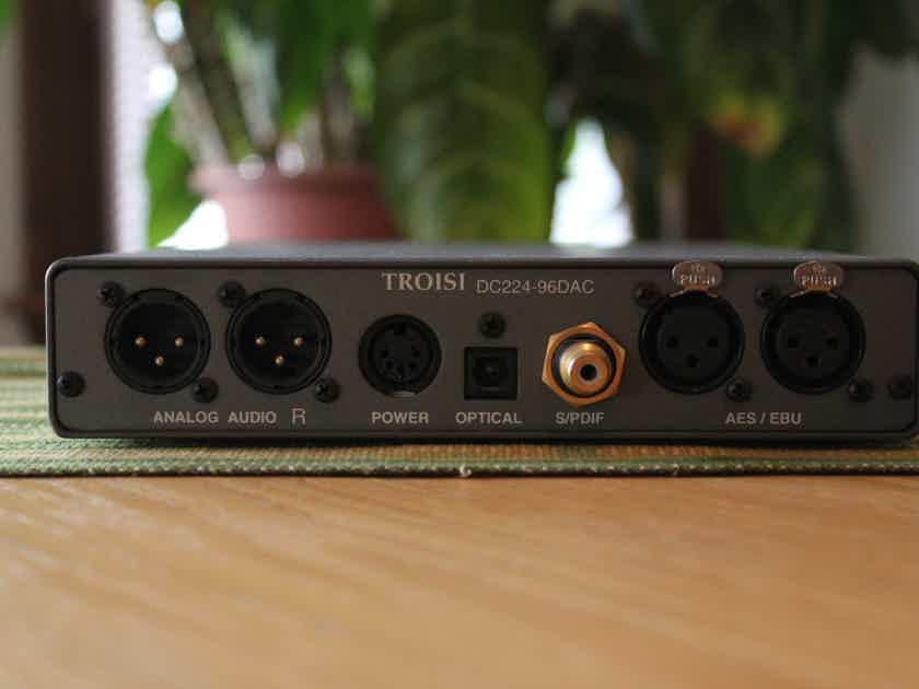 TROISI Digital 96 Companion Digital to Analog Converter