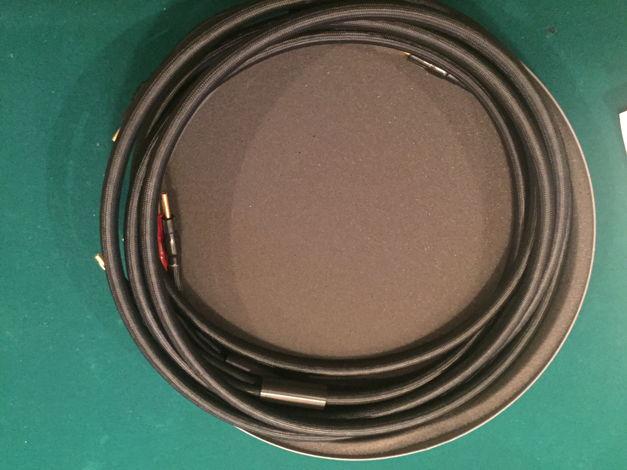 Organic 2 2 5m speaker cables
