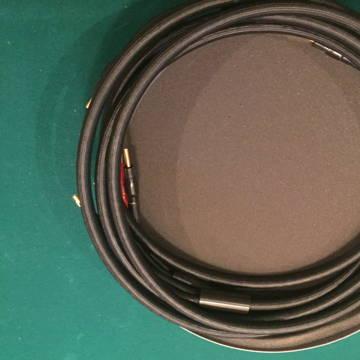 Organic Audio Organic 2 2.5m speaker cables