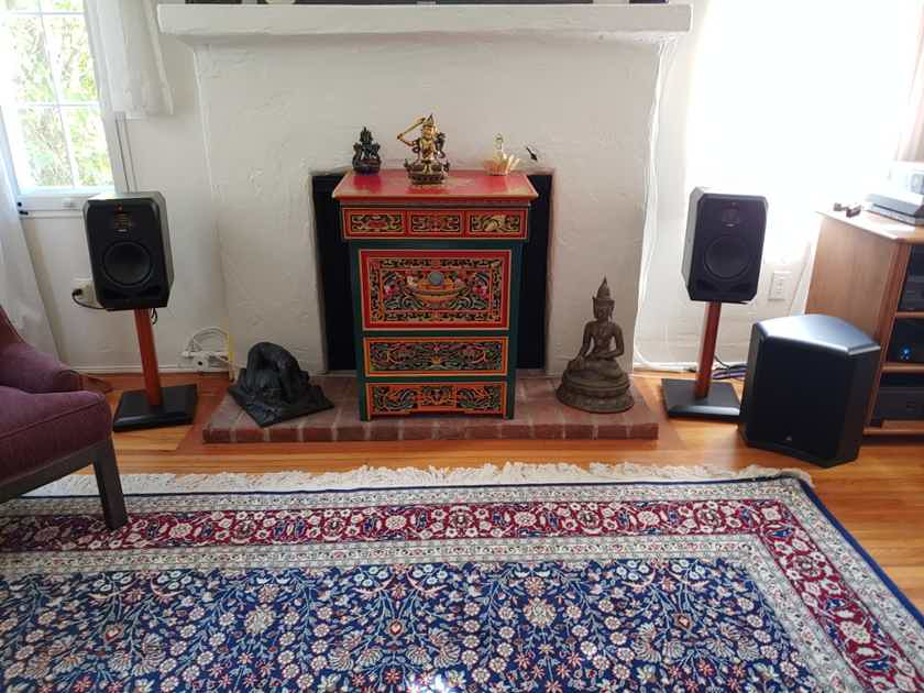 Adam + Martin-Logan Audiophile Speaker System