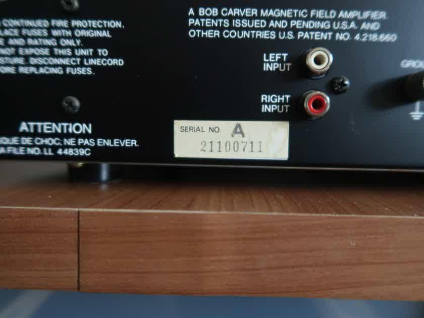 Carver Audio