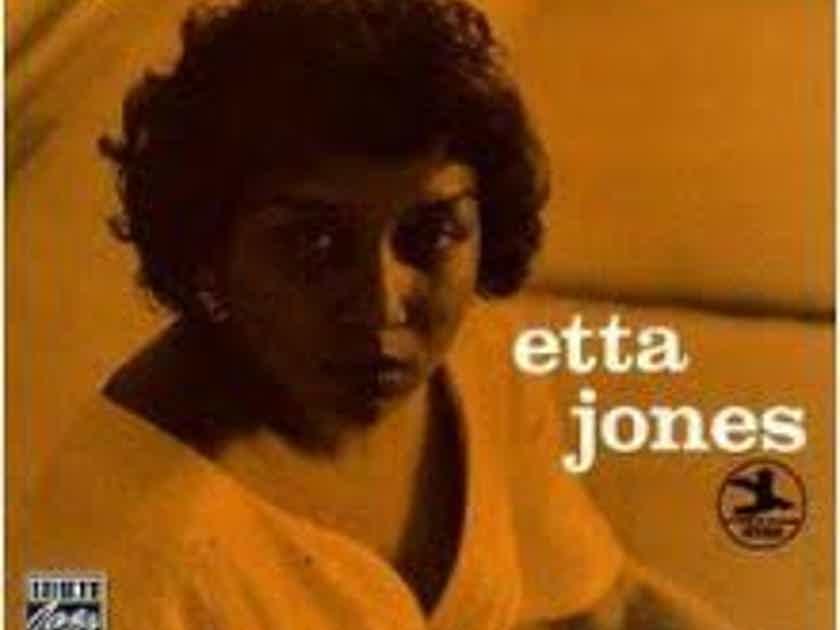 Etta Jones - Don't Go To Strangers Prestige Lable