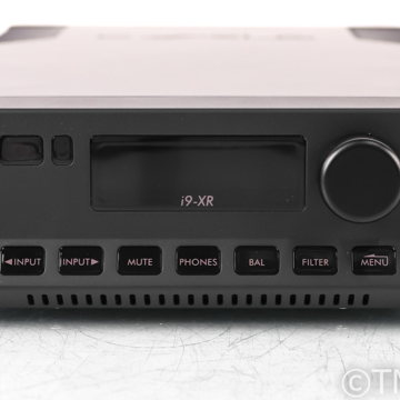 i9-XR Stereo Integrated Amplifier