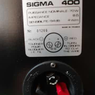Siare  Sigma 400
