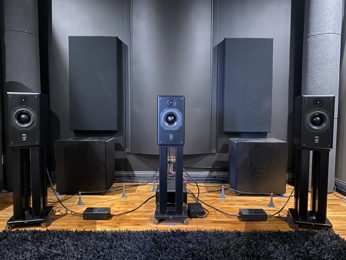 Successfully Integrating Stereo, 5.1 Music, & Immersive Cinema in One Room