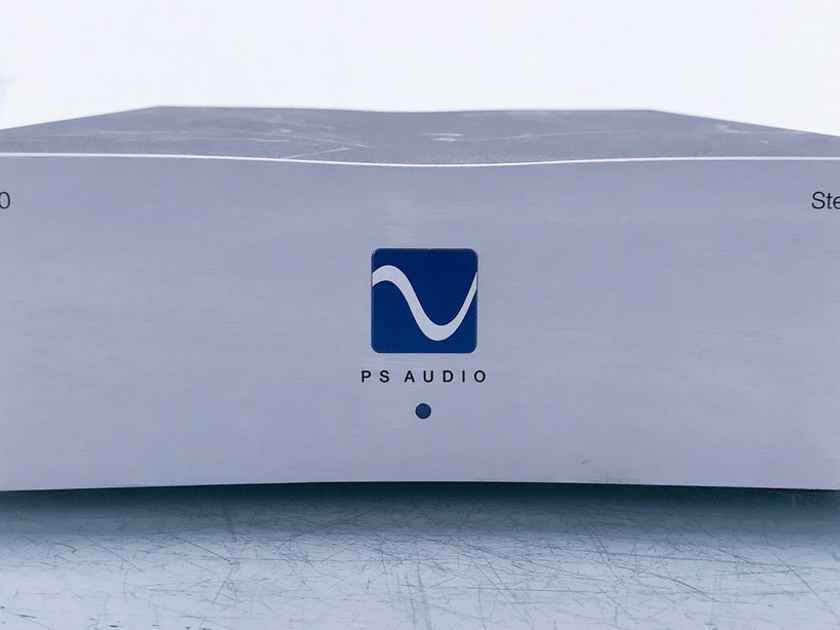 PS Audio Trio A-100 Stereo Amplifier AS-IS (No Right Channel Output) (15383)