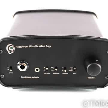 HeadRoom Ultra Headphone Amplifier / DAC