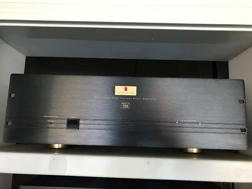 Parasound HCA-1200 2 channel/ Free shipping
