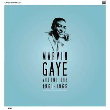 Marvin Gaye - Marvin Gaye Volume One 1961-1965 - 7LPs 1...