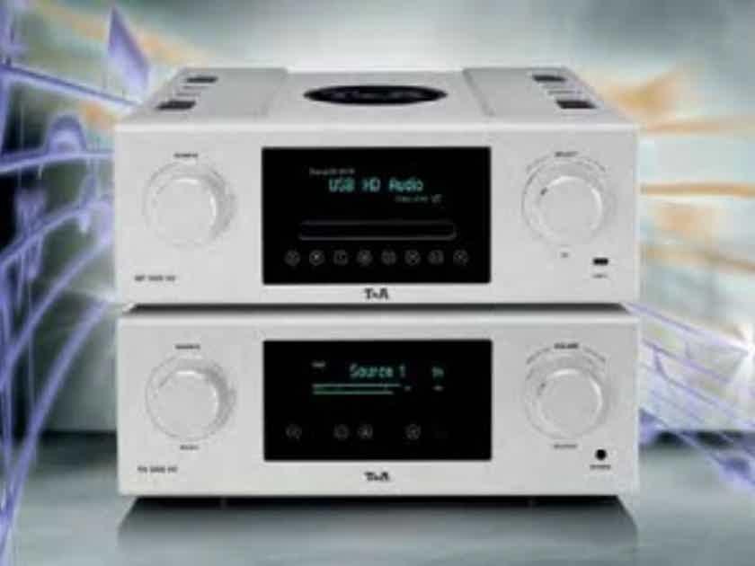 T+A Elektroakustik MP3000 HV Gently used Customer Trade in