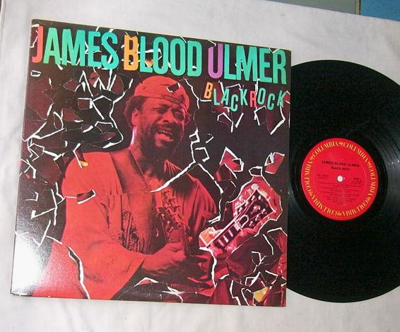 JAMES BLOOD ULMER - BLACK ROCK -