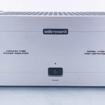 VT50 Stereo Tube Power Amplifier