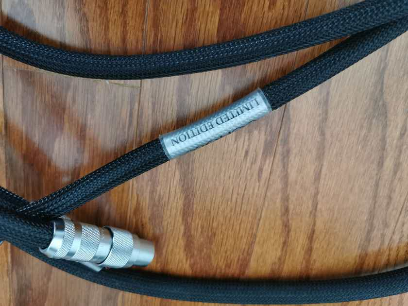 Echole limited edition  XLR interconnect 8 feet