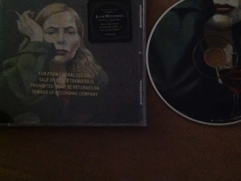 Joni Mitchell  - Both Sides Now HDCD Reprise Records Promo CD