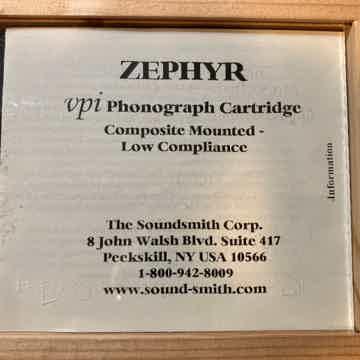 VPI Zephyr