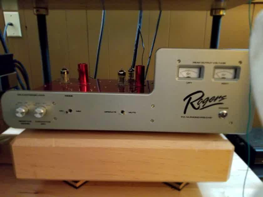 Rogers High Fidelity PA-2 Phono Preamplier