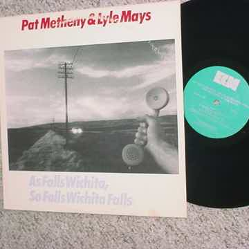 Lye Mays lp record as falls Wichita