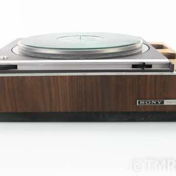 Sony TTS-3000 Vintage Turntable; TTS3000 (No Tonearm) (...
