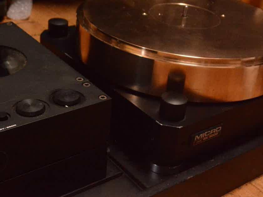Micro Seiki RX-5000 with motor RY-5500