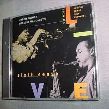 sixth sense jazz cd Guest Pete Escovedo