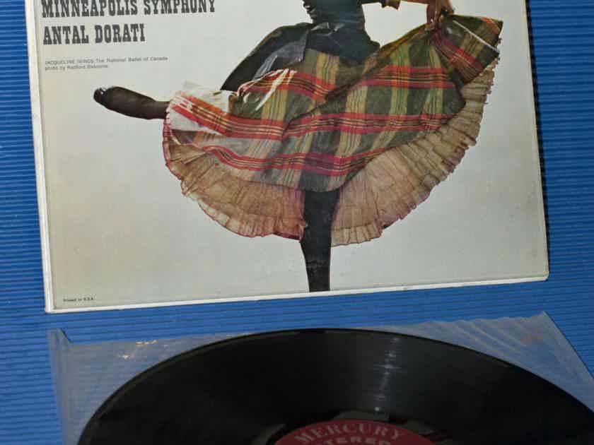 "OFFENBACH / Dorati  - ""Gaite Parisienne"" - Mercury Living Presence 1958 Early Pressing"