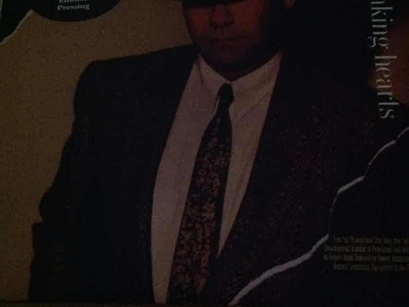 Elton John - Breaking Hearts Geffen Records Quiex II Limited Edition  Audiophile LP NM