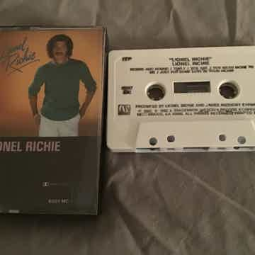 Lionel Richie Pre Recorded Cassette  Lionel Ritchie